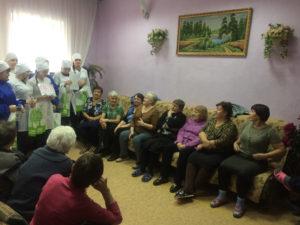 Студенты Кемеровский областной медицинский колледж выступили с Лекцией  отходы в доходы