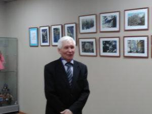 Валерий Михайлович рассказывает о своем творчестве