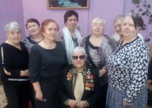 Встреча с Череповой Ниной Андреевной