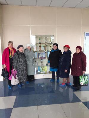 Экскурсия в Ледовом Дворце