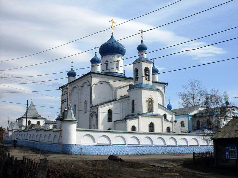 Свято-Серафимо-Покровский женский монастырь