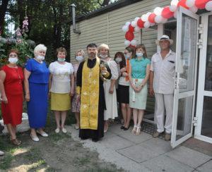 Сотрудники и гости Центра
