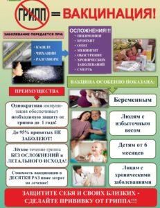 грипп-вакцинация