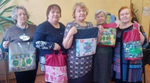 мастер-классе по пошиву эко-сумок