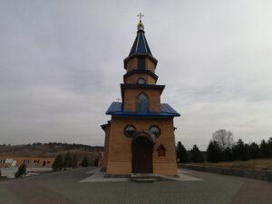 Храм в честь Иконы Божией Матери Всецарица