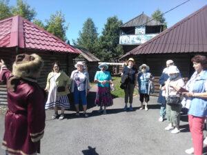 Историко-этнографический музей Чолкой