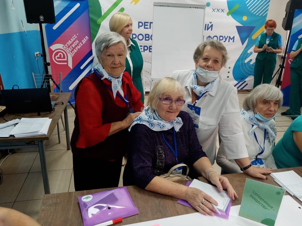 Волонтеры за работой