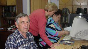 Компьютерная грамотность для пожилых и инвалидов 2015
