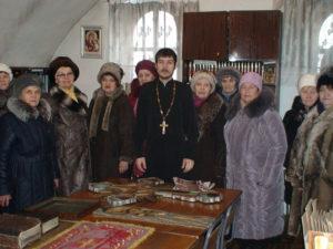 Экскурсия в музей храма новомучеников и исповедников Церкви Русской