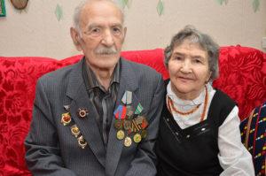 90-летний юбилей Буймовой Пелагеи Павловны