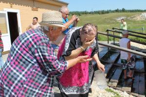 «Социальный туризм» поездка на Святой источник 2017