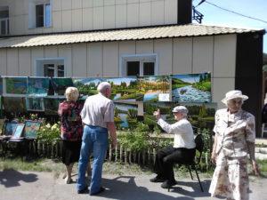 Шефер Андрей Андреевич рассказывает о своих работах