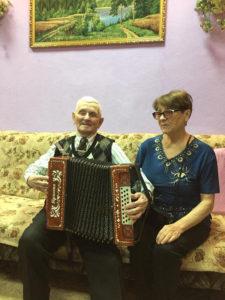 Шефер Андрей Андреевич и Бедарева Светлана Иннокентиевна