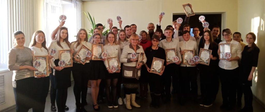 Лучшие волонтеры г.Ленинск-Кузнецкого