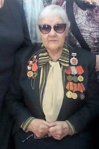 Черепова Нина Андреевна