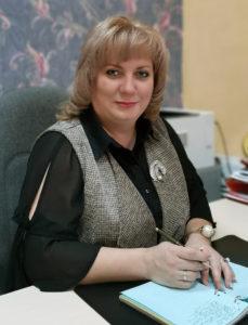 "Опенкина Ирина Валериевна, директор МБУ ""ЦСОН"""