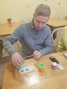 процесс изготовления мыла